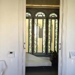 Livingroom door