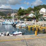 Agia Efimia harbour