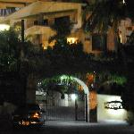 Portofinio entrance