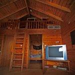 Belfer Cabin with Sleeping Loft