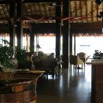 Interior of the MaiKai
