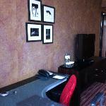 Decor in Executive Room