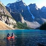 Lake Moraine-Valley of the Ten Peaks