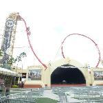Coaster at Universal Studios