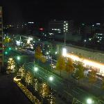 View facing the Kyoto Station