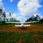 Hidden Valley's private charter airstrip