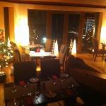 waterfront restaurant @ Christmas