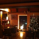 waterfront bar @ Christmas