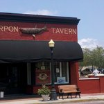 Outside of Tarpon Tavern