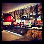Bolillo Tortas location #2 in the Westfield UTC Mall, La Jolla, California.