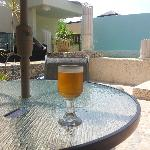 Beers by the Pool