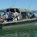 Fraser Salmon Fishing