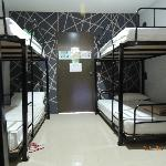 Ladies Dorm Room