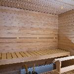 PyhäSuites 55m² apartment's sauna