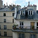 Paris Rooftops from 501
