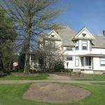 Hasseman House from the side