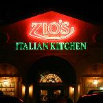 Outside of Zio's Italian Kitchen