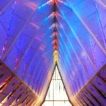 US Air Force Academy Chapel - Protestant Chapel