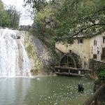 Restored mill outside Treviso