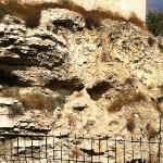 Skull look alike hill [Golgotha?]
