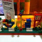 レゴでI ♡ dara