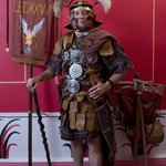 Meet at our centurions office and try the armour on
