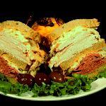 Two Meat Sandwich!!!