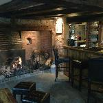 Inglenook Fire Place