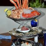 Catch 31's Seafood Tower