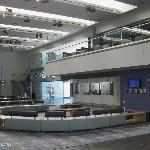 The main lobby-Sct Center for the Performing Arts