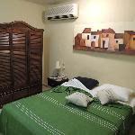 Bedroom, suite #20