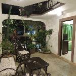 Terrace, suite #20