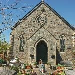 Little chapel in the village