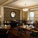 Dine at Morgan's Tavern at the Middlebury Inn