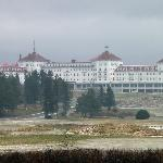 The hotel from route 302