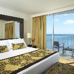 Oceanfront 1-Bdrm Suite