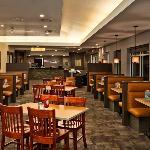 Country Kitchen Restaurant in the Quality Inn Winkler
