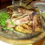 ottima bistecca alla fiorentina!
