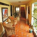 Pasillo Hotel primera planta