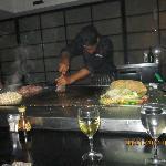 Nuestreo Chef del Restaurant de Comida Oriental (China/Japonesa)