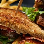 Seasonal Fried Green Tomato BLT
