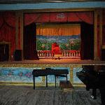 The Opera House stage