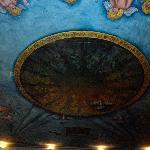 Opera House Ceiling Mural