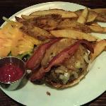 Wagyu Burger.