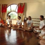 Salón de Meditación