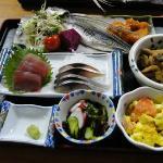 dinner at Maedakeso