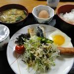 breakfast at Maedakeso