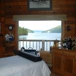 Photo de Baranof Wilderness Lodge