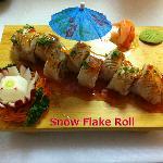 Snow Flake Roll