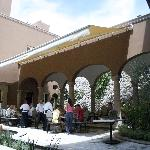 Restaurante Calenda en Hotel Nena